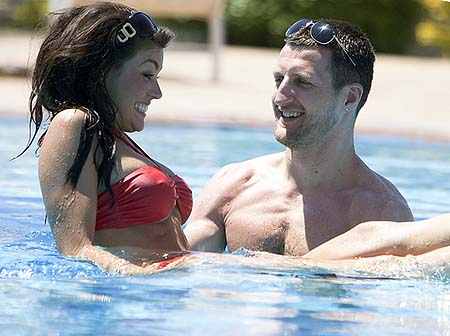 blogCarl Froch and Rachel 351