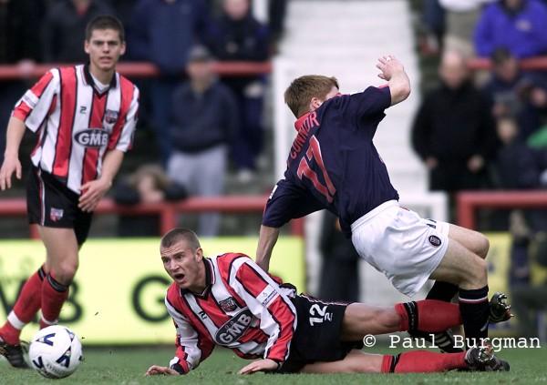 Brentford V Stoke February 2001