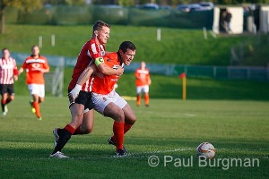 From Paul Burgman, GCFC v Cirencester Town.  PAT COX, goes for all-In Wrestling or Mixed Marshall Arts (not sure which)