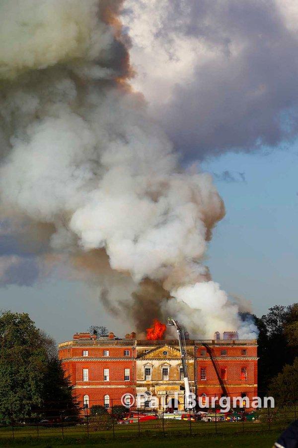 29/04/2015 Clandon House Fire