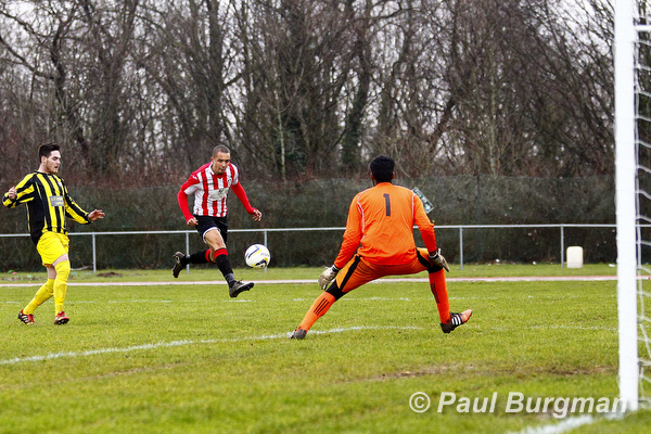 13/02/2016 Guildford City v AFC Hayes.