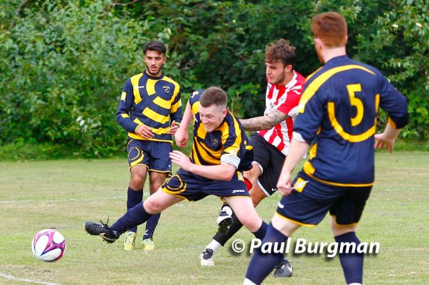 Epsom Athletic v GCFC 0403