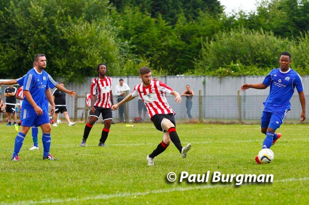 GCFC v Broadbridge Heath 0568