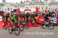 31/07/2016. Prudential Ride London. Photographs from The Mall