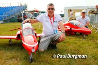 27/08/2016.Wings & Wheels, Dunsfold Red Duo display team