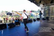 11/09/2016. Always The Sun Festival. Blaenavon on Stage