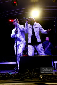 11/09/2016. Always The Sun Festival. The Dub Pistols on Stage