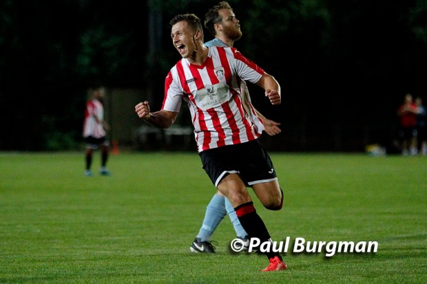 14/09/2016. Guildford City FC v Farnham Town