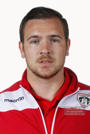 17/09/2016. Guildford City Squad Photo James THOMPSON
