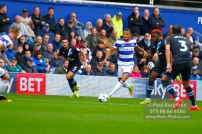 10/09/2016. Queens Park Rangers v Blackburn Rovers.