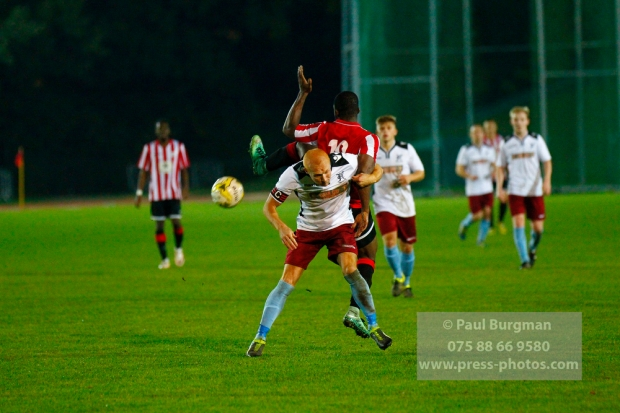 26/10/2016 Guildford City v Horley Town