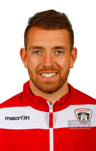 22/10/2016. Guildford City FC Squad Photos. Luke Badialli