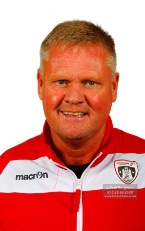 22/10/2016. Guildford City FC Squad Photos. Perry Gough