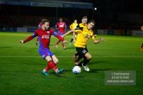 12/12/2016. Aldershot Town v East Thurrock United FC. FA Trophy.