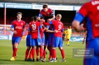 26/12/2016. Aldershot Town v Woking FC.
