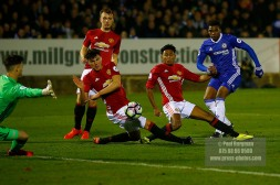 9/12/2016 Chelsea U21 v Manchester United U21. Chelsea score