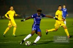 16/12/2016. Chelsea v Dinamo Zagreb in the Youth European Cup.Ike UGBO shoots