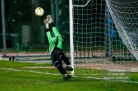 14/12/2016. Guildford City v Horley Town. Surrey Senior Cup. Luke Badiali saves in penalty shoot out