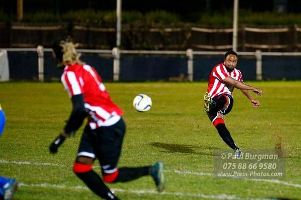 3/12/2016. Bedfont & Feltham v GCFC