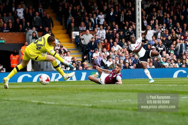 Fulham v Aston Villa 0565