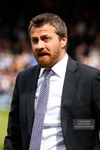 29/04/2017. Fulham v Brentford. Fulham Manager Slavisa JOKANOVIC