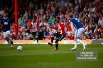 12/08/2017 Brentford v Nottingham Forest at Griffin Park. BrentfordÕs Florian JOZEFZOON