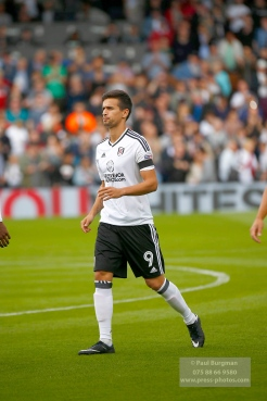 19/08/2017 Fulham v Sheffield Wednesday. New signing Fulham's Rui FONTE