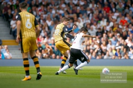 19/08/2017 Fulham v Sheffield Wednesday. Fulham's Rui FONTE