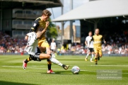 19/08/2017 Fulham v Sheffield Wednesday. Fulham's Ryan FREDERICKS