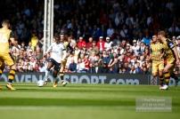 19/08/2017 Fulham v Sheffield Wednesday. Fulham's Ryan SESSEGNON