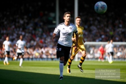 19/08/2017 Fulham v Sheffield Wednesday. Fulham's Ryan FREDERICKS