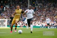 19/08/2017 Fulham v Sheffield Wednesday. Fulham's Neeskens KEBANO