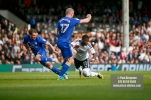 09/09/2017. Fulham v Cardiff City. Sky Bet Championship League Action. Fulham's Floyd AYITÉ