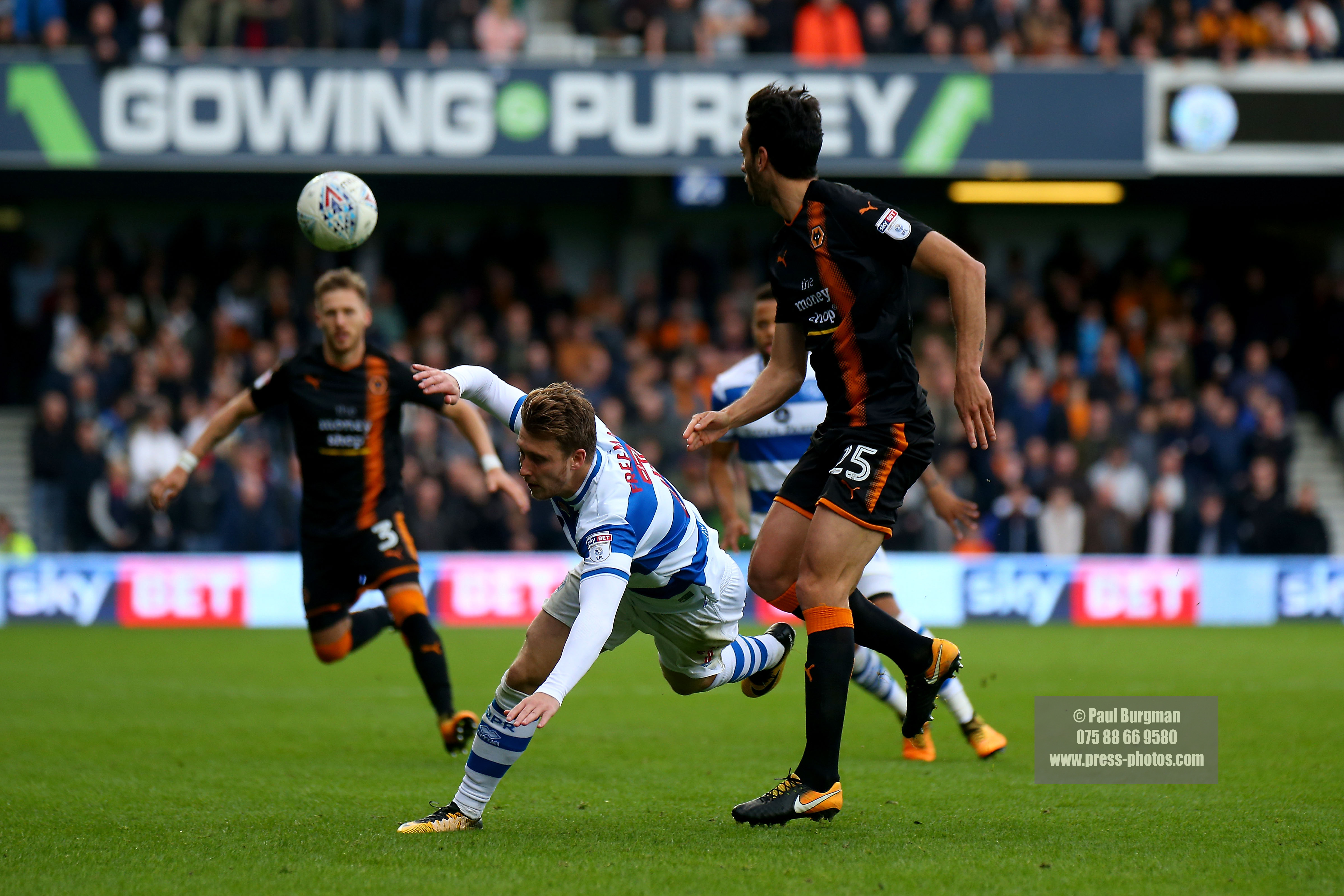Qpr v wolves betting setting up a computer to mine bitcoins with cpu