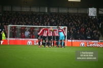 27/01/2018. Brentford FC v Norwich City. SkyBet Championship Match Action from Griffin Park