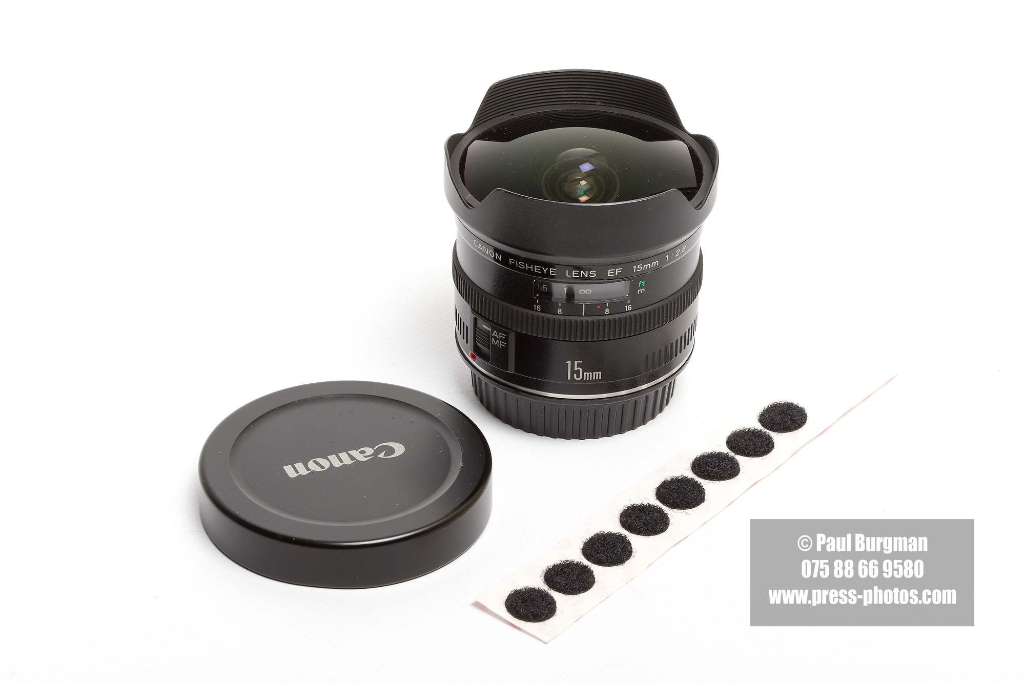 Canon 15mm F2.8 0011A