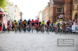 04/07/2018 Guildford Town Cycle Race.