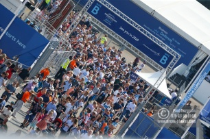 21/07/2018 Pictures from Farnborough International Airshow. Crowds