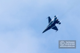21/07/2018 Pictures from Farnborough International Airshow. F16