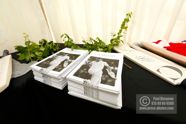 15/07/2018 Weybridge Cricket Club v Middlesex Cricket Club, for Tom Compton's Testimonial Year