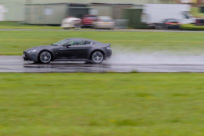 16/06/2019 From Paul Burgman/Press-Photos.com. Wings & Wheels, Dunsfold Aerodrome, Surrey. Aston Martin